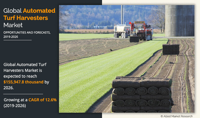 Automated Turf Harvesters Market