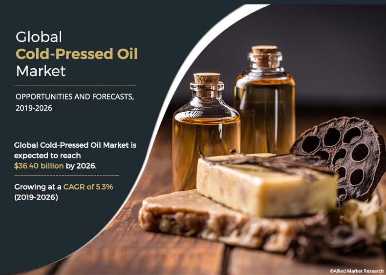 Cold-Pressed Oil Market