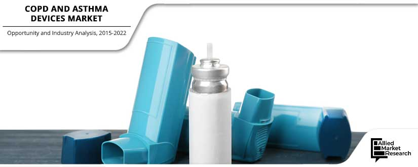 COPD and Asthma Devices Market