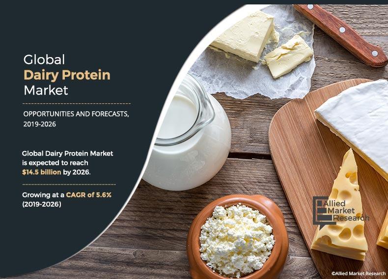Dairy Protein Market 2019-2026