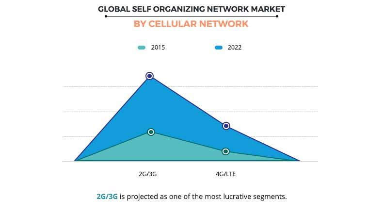 Self Organizing Network Market by Cellular Network