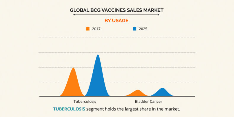 BCG Vaccines Sales Market by Usage