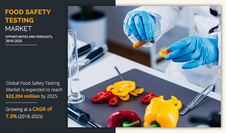 Food Safety Testing Market Size, Share and Growth Forecast