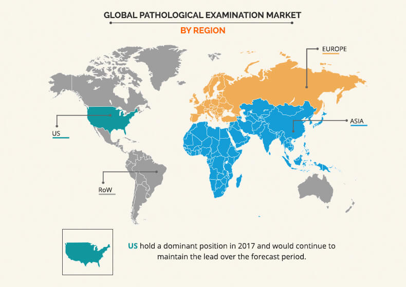 Pathological Examination Market  by Region