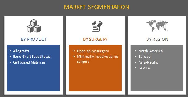 Spine Biologics Market Segmentation